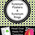 Get your students excited about learning synonyms with these posters and synonym rings! This resource is sure to enhance your students' writing and...