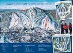 Crystal Mountain MI - about 35 minutes from Traverse City love the access, love the midweek skiing (when I can get there)