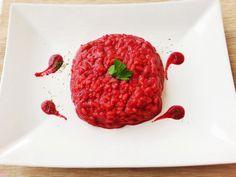 Risotto alla barbabietola http://www.lovecooking.it/primi-piatti-e-risotti/risotto-alla-barbabietola/