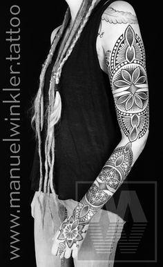 Some more progress on this sleeve #magicmoonneedles #magicmoontattoosupply #stencilstuff #prepstuff #redemptiontattoocare #swashdrive