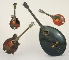 "Gibson Mandolin ""Orchestra"""