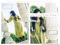 Latest Stitched Winter 2012-13 Collection For Women