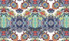 Mirror Tile - Lunelli Textil | www.lunelli.com.br