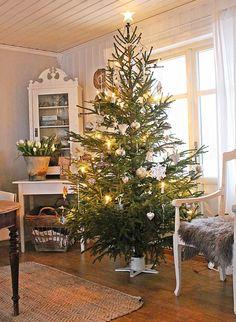 Nå kan jula bare komme, for her er vi så og si KLARE :) I år har vi ikke hatt noe stress og heller kost oss med nydelige desemb...