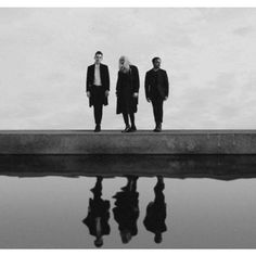 PVRIS ❤ liked on Polyvore featuring people