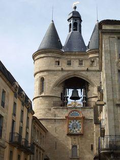 Bordeaux - Grosse Cloche - Porte Saint-Eloi