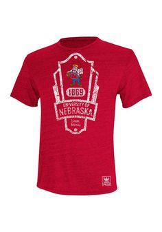 Nebraska Cornhuskers Adidas Mens Red Head Of The Class T-Shirt http://www.rallyhouse.com/college/nebraska-cornhuskers/a/mens/b/clothing/c/t-shirts?utm_source=pinterest&utm_medium=social&utm_campaign=Pinterest-NebraskaCornhuskers $26.00