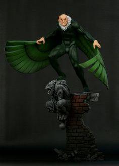 Vulture statue - Bowen Designs