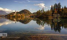 Autumn in Bled by csillogo11.... - Random photos