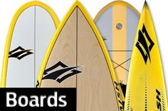 Naish SUP boards