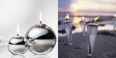 Round Oil Lamp The Menu Torch