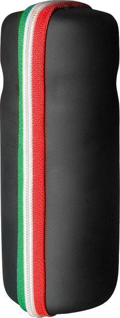 BARBIERI #BLACK WITH #ITALIAN #FLAG (750 ml)