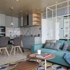 75 個讚,1 則留言 - Instagram 上的 BoConcept Hong Kong(@boconcepthk):「 Playful , Modern , Nordic . We can't take our eyes off this apartment designed by Taste Interior !… 」 Boconcept, Apartment Design, The Hamptons, Conference Room, Sofa, Dining, Hong Kong, Interior, Modern