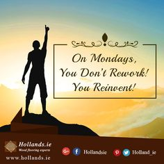Reinvent on Monday! Reworking is doing the same thing over again. Following rules are good, but follow your instincts too, rules are to guide you, not personify you.  #ReinventMonday #MondayMotivation Good Wishes Quotes, Wish Quotes, Follow Your Instinct, Greetings Images, Monday Motivation