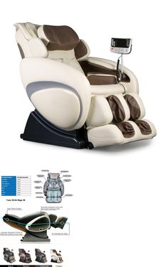 Electric Massage Chairs Cream Osaki Os T Executive Zero Gravity Massage Chair Recliner Foot