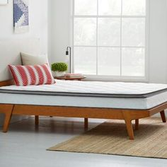 Mack & Milo Binne Twin Daybed with Trundle & Reviews | Wayfair Platform Bed With Drawers, Bunk Beds With Drawers, Bunk Beds With Storage, Twin Platform Bed, Under Bed Drawers, Full Bunk Beds, Twin Daybed With Trundle, Low Loft Beds, Bed Shelves