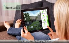 Explore our extensive 3D product store on your IPad or IPhone. Sign up for free garden designs at http://vrhomeandgarden.com/sign-up?utm_source=1611-sofa #gardendesign #iOS #productstore