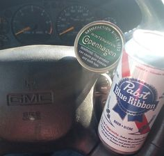Good Ol, Blue Ribbon, Beer, Canning, Root Beer, Ale, Conservation