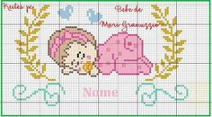 Bullet Journal, Crochet, Baby, Fictional Characters, Kids Charts, Toddler Chart, Cross Stitch Rose, Baby Girls, Baby Things