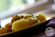 Młode ziemniaki | early potatoes | http://www.codogara.pl/10836/mlode-ziemniaki/