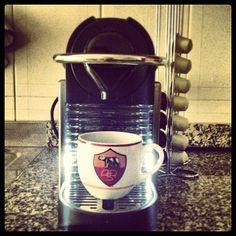 cafe e Roma <3