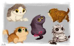 Scottish Folds by doingwell on deviantART