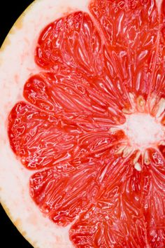 red food - ruby grapefruit