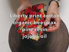 OceanBee beeswax wrap, how to use our hexagon wrap. 10% of profits go to The Plastic Oceans Foundation  #oceanbee #beeswax wrap.