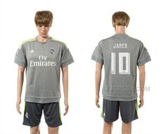 http://www.xjersey.com/201516-real-madrid-10-james-away-jersey.html 2015-16 REAL MADRID 10 JAMES AWAY JERSEY Only 33.11€ , Free Shipping!