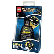 Buy LEGO DC Super Heroes Batman Keylight Online at johnlewis.com
