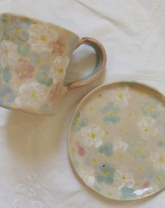 Diy Clay, Clay Crafts, Diy And Crafts, Arts And Crafts, Ceramic Clay, Ceramic Pottery, Pottery Art, Pottery Painting, Ceramic Painting