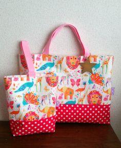 ⭐訳あり⭐レッスンバッグ School Readiness, Kids And Parenting, Diaper Bag, Tote Bag, Sewing, Handmade, Crafts, Bags, Satchel Handbags