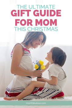 Moms are superheroes every day of the year—especially this year. What do you get the mom that gives her all every single day? The answer will vary depending on each person, but we have a few ideas that can help you out. #MomLife #MomFabulous #Mom #parenting #parenthood #christmas #giftguide #gifts #guides #Motherhood Mothers Day Special, Mother Day Gifts, Parenting Toddlers, Parenting Hacks, Baby Shower Fun, Baby Showers, Thing 1, The Ultimate Gift, Christmas Mom