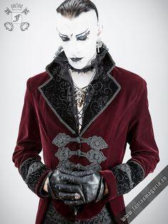 Bloodborne+-+men's+jacket