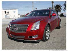 2008 Cadillac CTS - http://www.cxacar.net/2008-cadillac-cts/