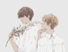 Find images and videos about boy, art and anime on We Heart It - the app to get lost in what you love. Character Inspiration, Character Art, Character Design, Pretty Art, Cute Art, Dark Anime, Boy Art, Aesthetic Art, Flower Aesthetic