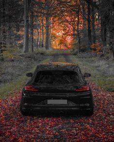 Scirocco Volkswagen, Volkswagen Golf, Car Photos, Car Pictures, Black Car Wallpaper, Vw Golf R, Vw Corrado, Motorcycle Design, Audi Cars