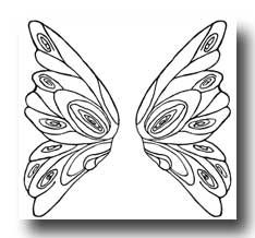 Fairy Wings - 2 patterns to buy here