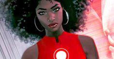 Riri Williams - Iron Man