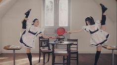 メイド100人 魅せパンリレー|100 Sizzling Japanese maids in Action|フレーバーストーン