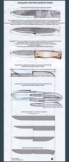 evolution knives : ))