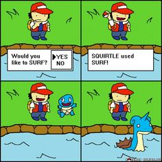 Ayup. If you've played the older Poke'mon games, you'll get this.