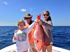 Book a deep sea fishing trip and catch some of the largest snapper you have ever seen!