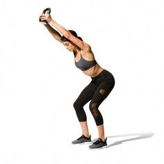 Workout Routines For The Gym : Try these weight exercises for better posture and a leaner, fit body. - All Fitness Fitness Workouts, Fun Workouts, Short Workouts, Body Workouts, Kettlebell Cardio, Kettlebell Training, Kettlebell Benefits, Kettlebell Challenge, Kettlebell