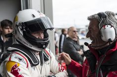 Qualirennen Nürburgring: Sepp lacht gerne! / Qualification race Nürburgring: Sepp loves to laugh!