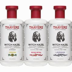 Which Thayers Witch Hazel Is The Best? - And Is Witch Hazel Worth The Hype?