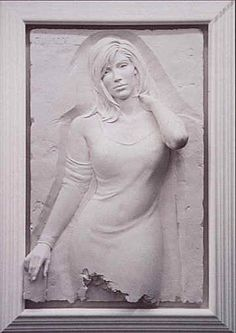 This is my favorite Artist-Bill Mack This was done with Bonded Sand....Beautiful