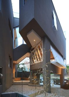Kyeong Dok Jai by IROJE KHM Architects / Gyeonggi-do, South Korea