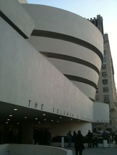 Guggenheim Museum of New York, January 2011