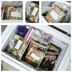 Wildtree Freezer Meals